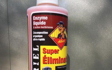 Les Enzymes pour tank septique! La vraie chose qui marche!