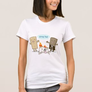 T-shirt S'mores