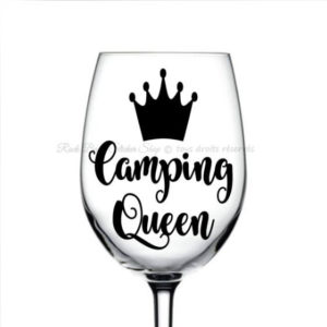 Décalque Camping Queen/King