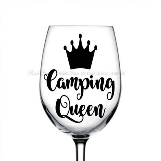 Camping Queen