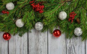 Décorations de Noël 2019